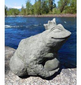 Greenman Frog King