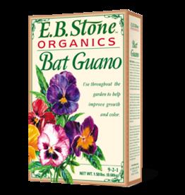 E.B. Stone EB Stone Bat Guano