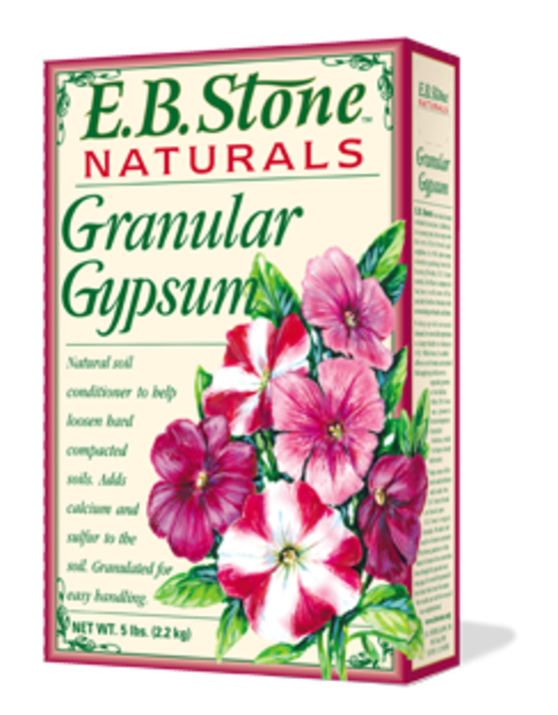 E.B. Stone EB Stone Gypsum Granular 5lb