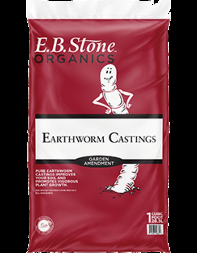 E.B. Stone Earthworm Castings 1 cu. ft.
