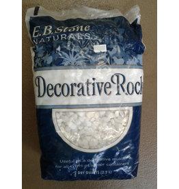 E.B. Stone Decorative white rock