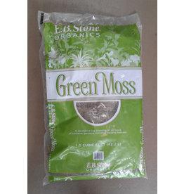 E.B. Stone Green Moss 1.5 cu. ft.