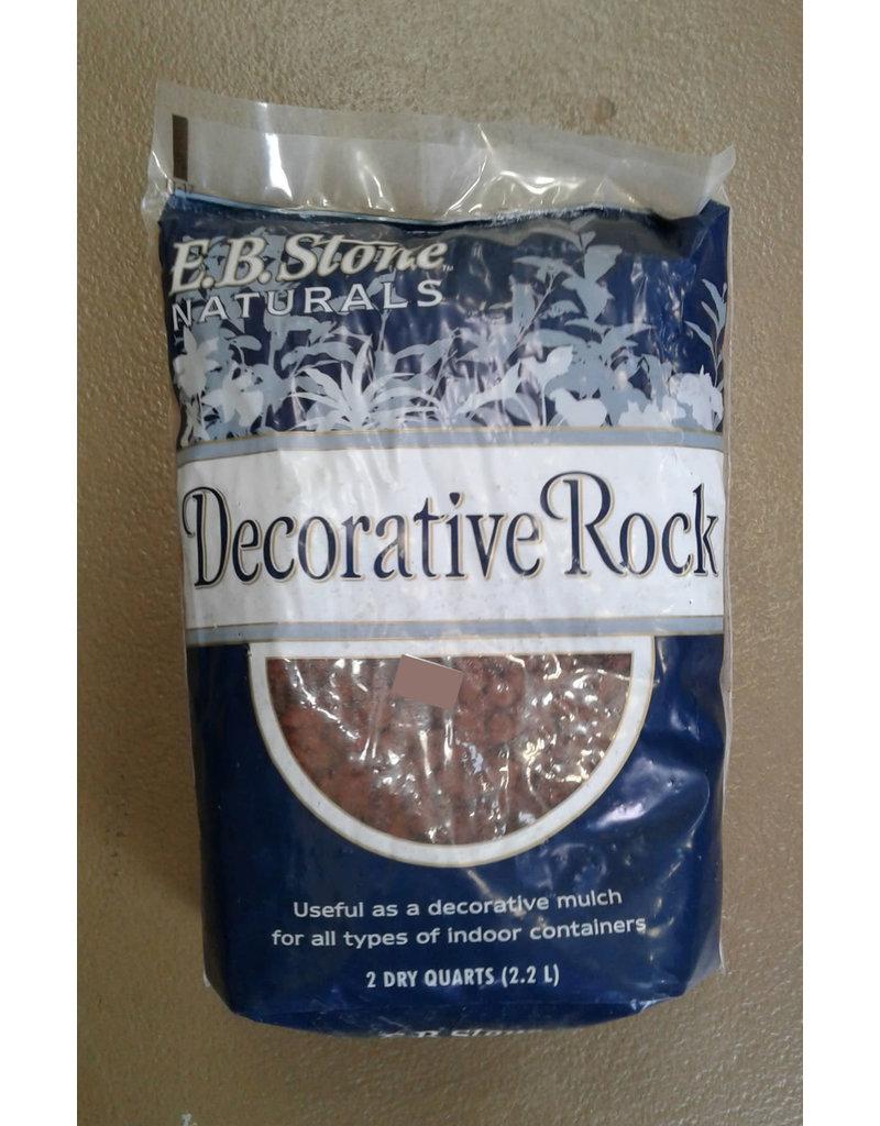 E.B. Stone Decorative red rock