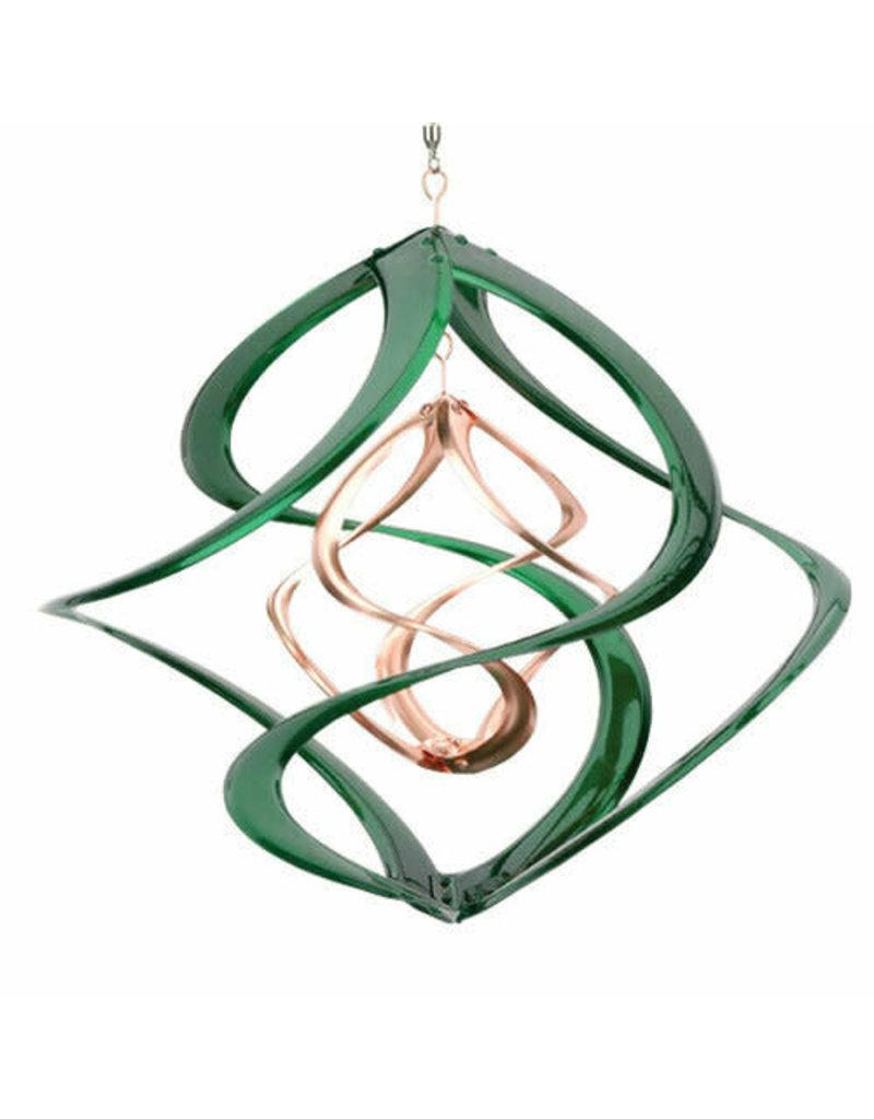 "Cosmix 14"" Green/Copper"