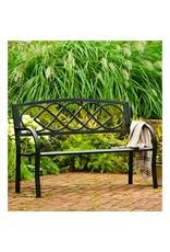 Celtic Knot Garden Bench