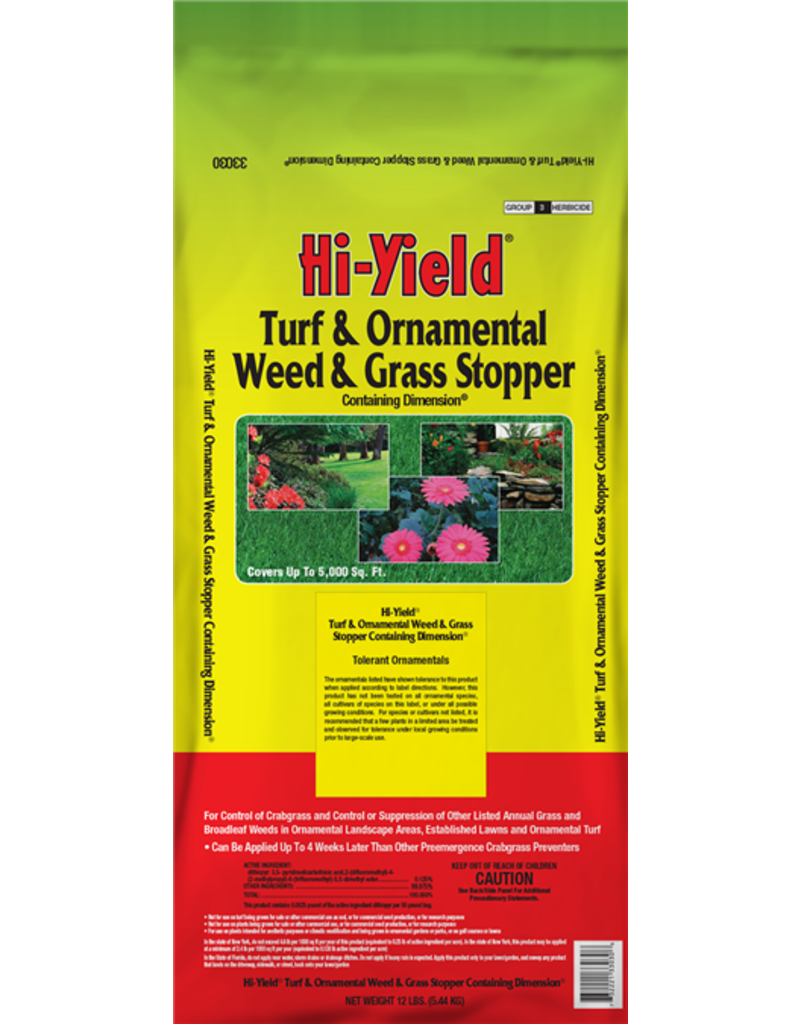 Hi-Yield Turf & Ornamental Weed & Grass Stopper