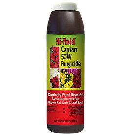 Hi-Yield Captan 50W Fungicide