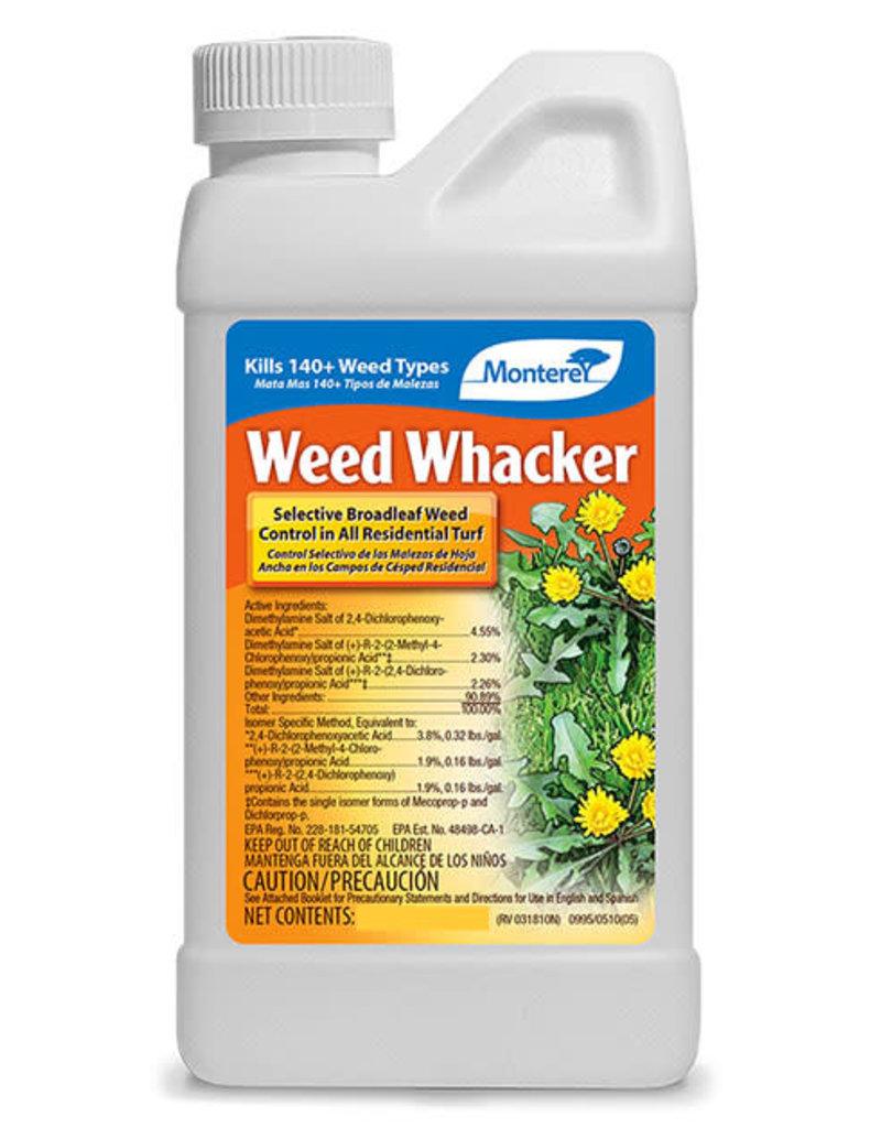 Monterrey Weed Whacker pint