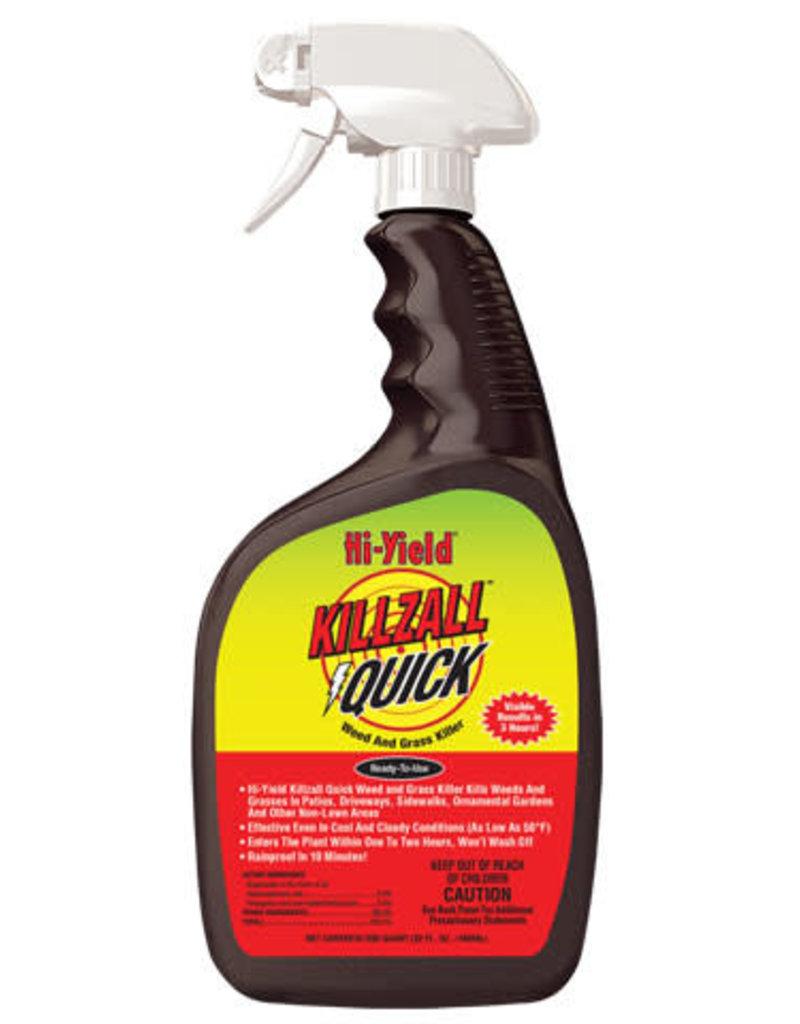 Hi-Yield Killzall Quick RTU quart