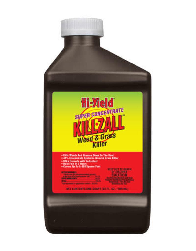 Hi-Yield Killzall weed & grass quart