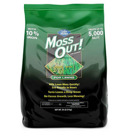 Lilly Miller Moss Out For Lawn granular 20lb