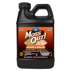 Lilly Miller Moss Out Roofs & Walks conc. 54oz