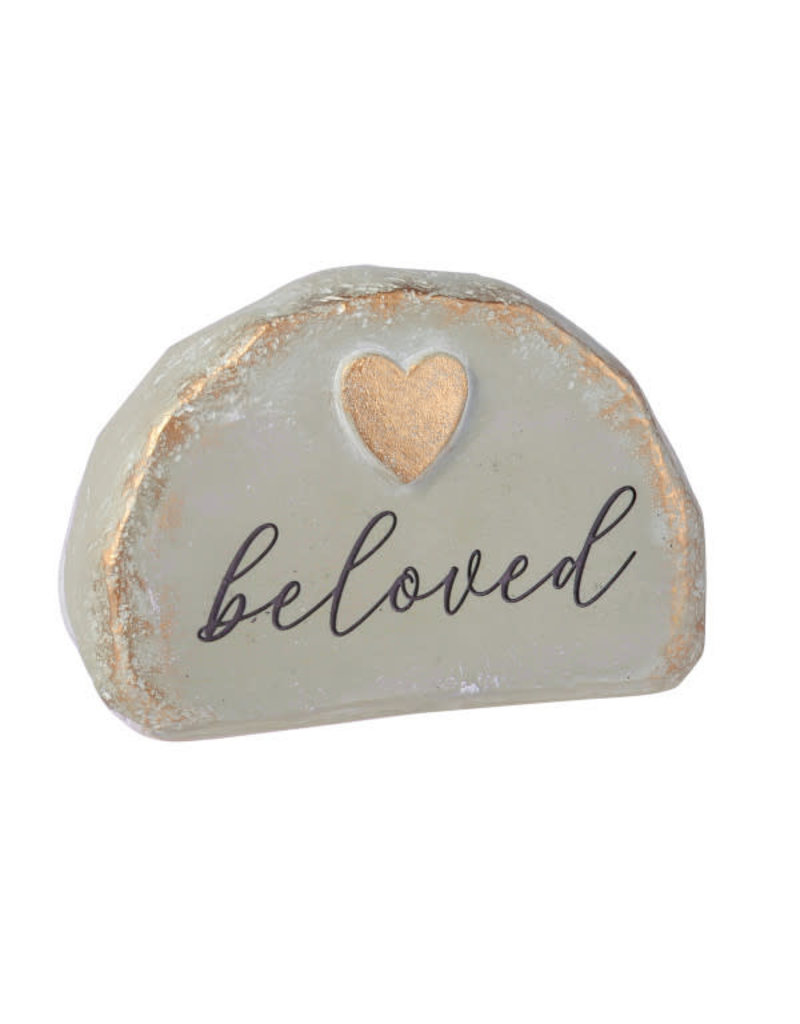 Rock Garden Decor 'Beloved'