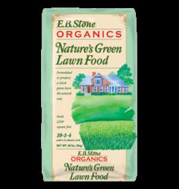 E.B. Stone EB Stone Nature's Green Lawn Food 20lb
