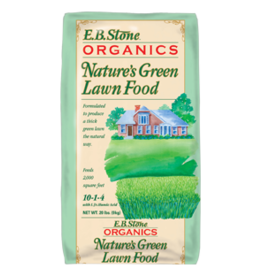 E.B. Stone Nature's Green Lawn Food 20lb