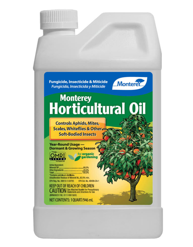 Monterrey Horticultural Oil quart