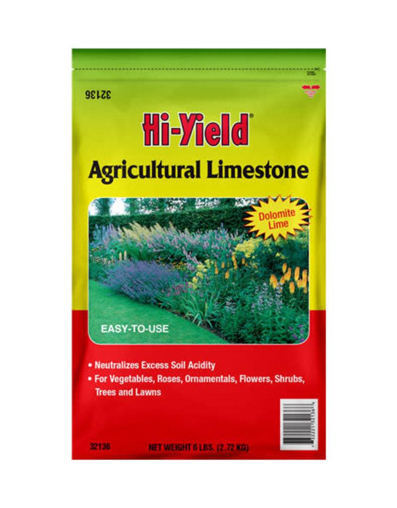 Hi-Yield Hi-Yield Agricultural Limestone 6LB