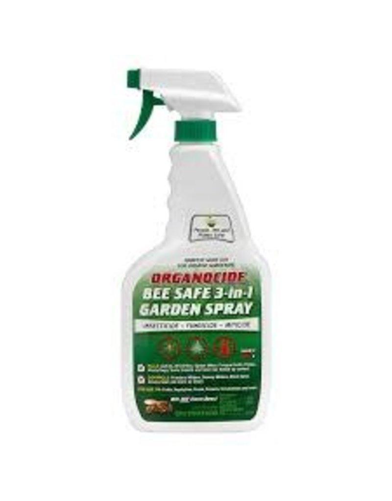 Organocide Bee Safe 3-in-1 RTU