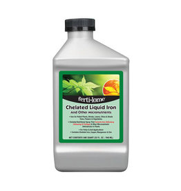 Ferti-lome Chelated Liquid Iron quart