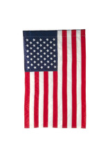 American Flag House Applique Flag