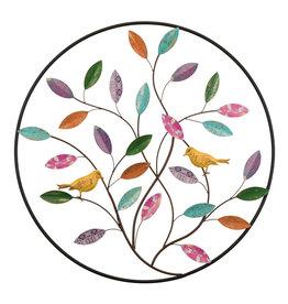 Circle Tree of Life Wall Decor
