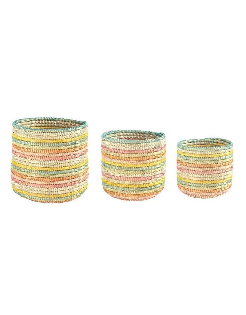 """10"""" Basket, Multicolor"""