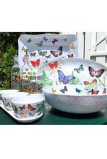 Papillon Melamine Large Platter