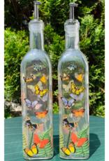 Papillon Oil & Vinegar Cruet Set