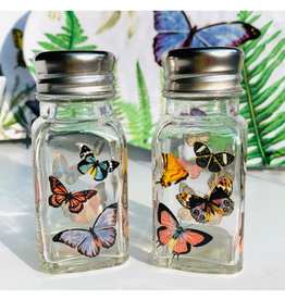Papillon Salt & Pepper Shakers