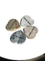 Canasta Queen Marble Coasters