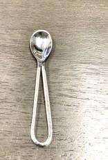 Nickel Hammered Spoons SHSP555N