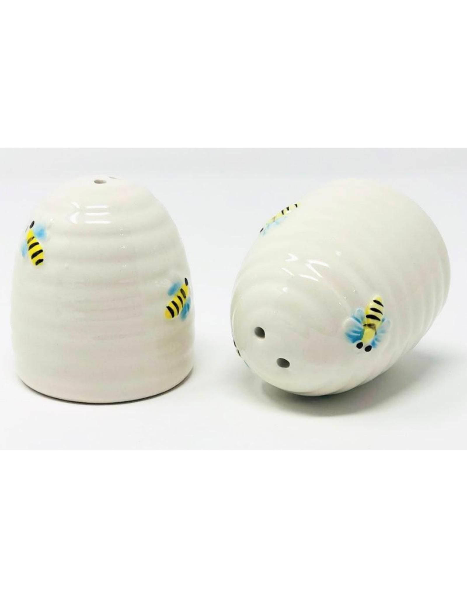 Honey Bee Salt & Pepper Shakers
