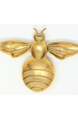 Gilded Bee Tray