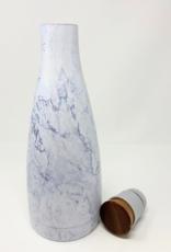 Carafe White Marble Matte