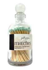 Full of Fire Matches  Mint