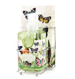 Papillon Foaming Soap Napkin Set