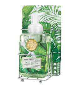 Palm Breeze Foaming Soap Napkin Set
