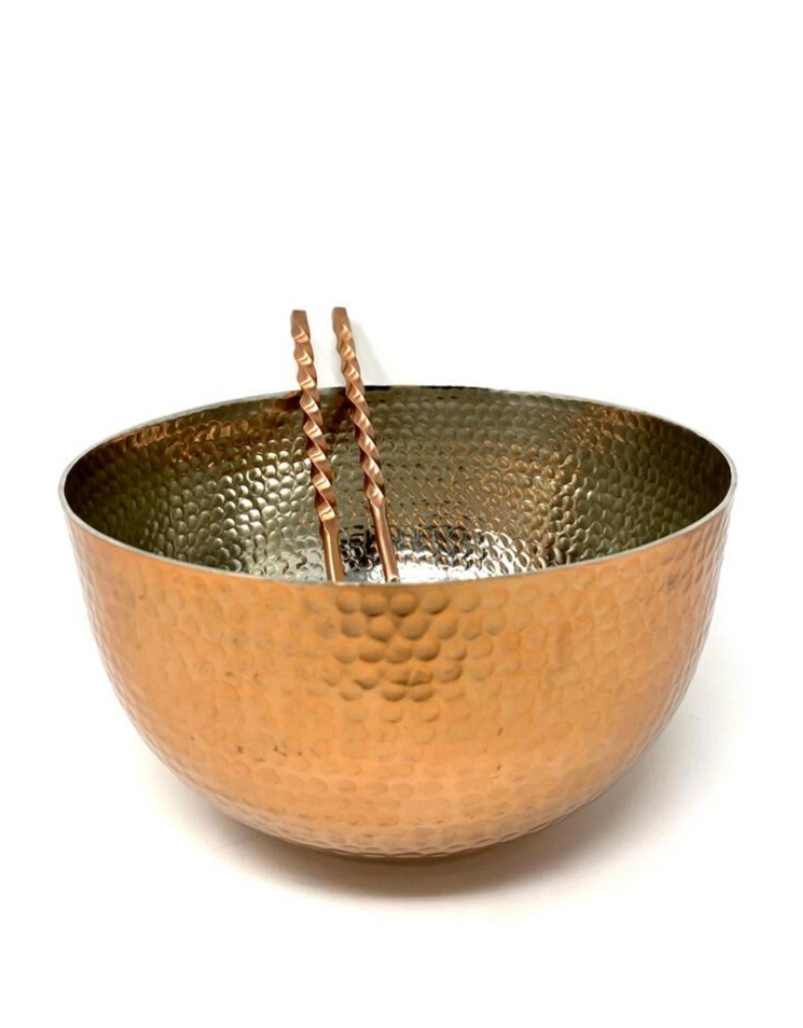 Rose Gold Medium Round Bowl