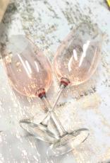 Blush Wine Glasses (Set of 6)