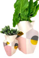 Fiorentina Siena Large Paper Vase