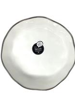 Extra Large White Porcelain Bowl
