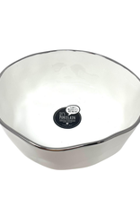 Large White Porcelain Bowl