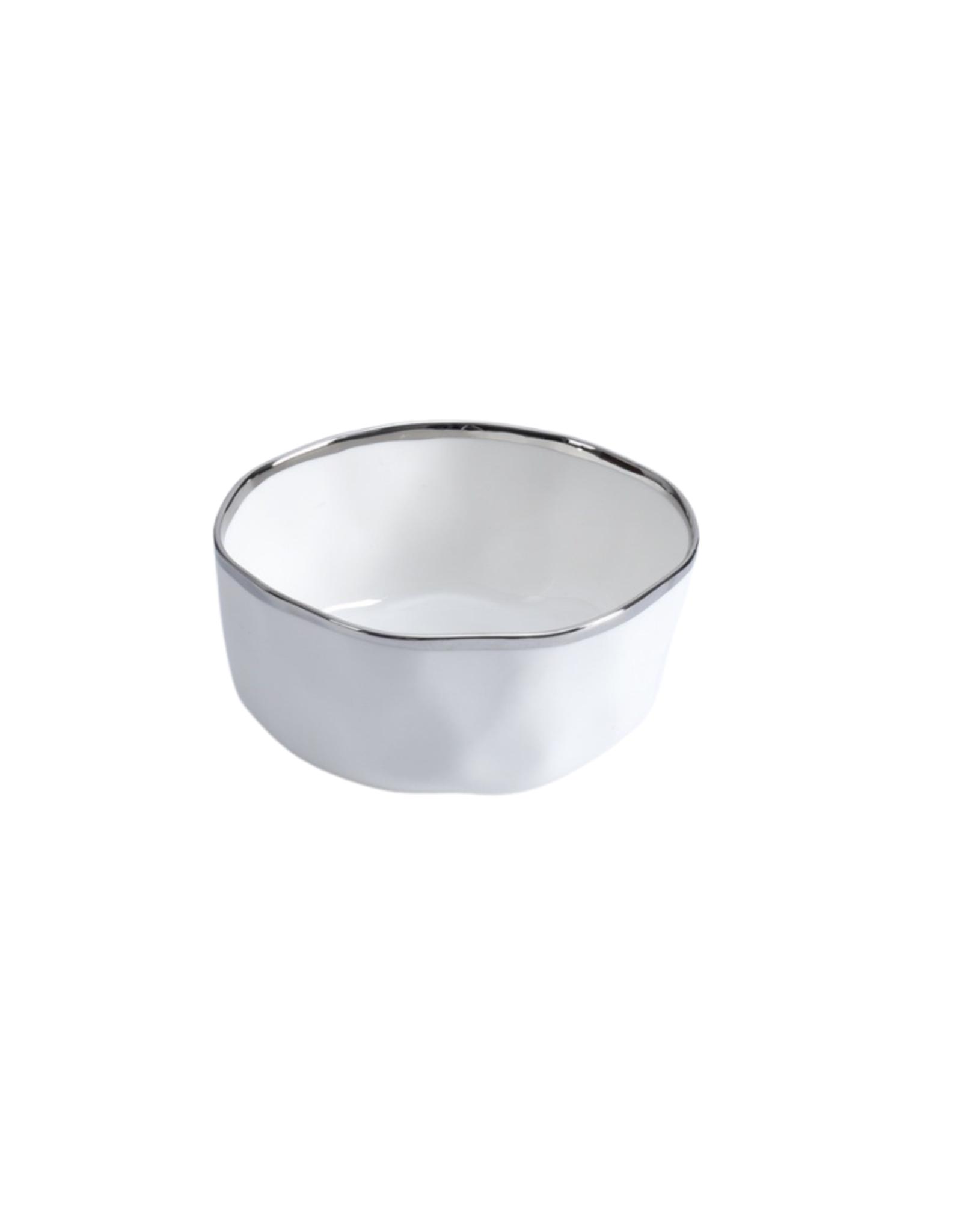 Small White Porcelain Bowl