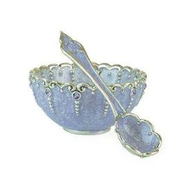 Small Bowl & Spoon- Lavender
