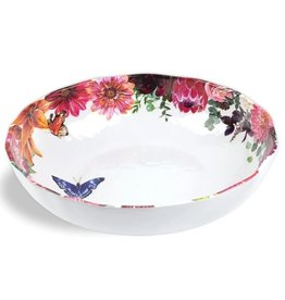 Sweet Floral Melody Melamine Serveware Bistro Bowl