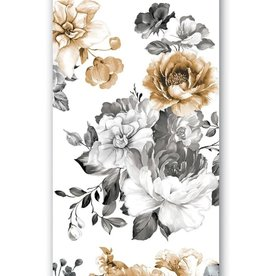 Gardenia Hostess Napkin