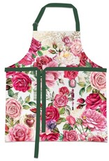Royal Rose Apron