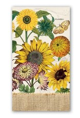 Sunflower Hostess Napkin