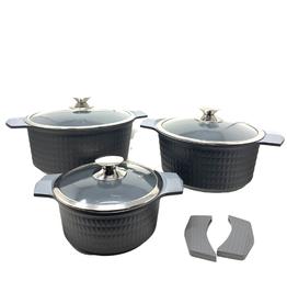 Diamond Cut Casserole Cookware