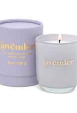 Lavender Petite Glass Jar Candle